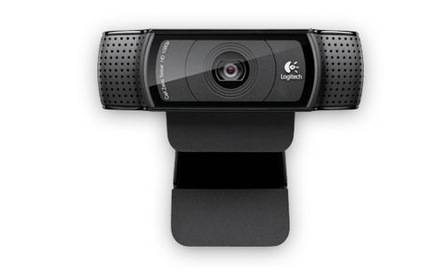 Logitech HD Pro Webcam C920 Full-HD 1080p, 15MP
