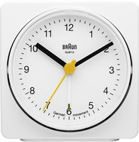 BNC 011 Alarm Clock white