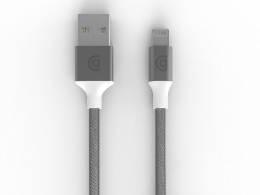 Griffin Premium USB to Lightning 3m /Silver