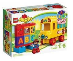 DUPLO 10603 My first bus