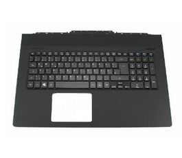 Cover Upper Blk W/ KeyBoard