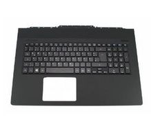 Acer Cover Upper Blk W/ KeyBoard (60.MS7N1.030)