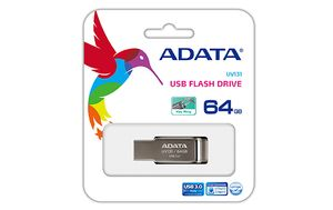 A-DATA Flash USB 3.0  64GB ADATA UV131 grey 2 (AUV131-64G-RGY)