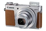 CANON POWERSHOT G9X, SILVER