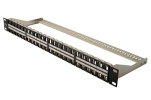 Modular Patch Panel. shielded