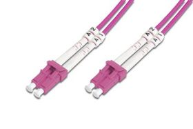 LWL MULTIMODE LC/LC PATCHCABLE GR CABL