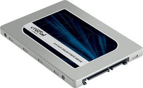 "MX200 500GB 2.5"" SSD SATA 6GB/s  555MB/ 500MB,  with 9.5mm adapter"