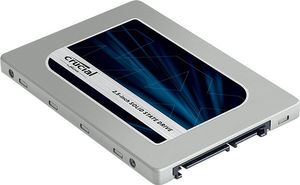 "Crucial® MX200 500GB 2.5"" SSD SATA 6GB/s  555MB/ 500MB,  with 9.5mm adapter"