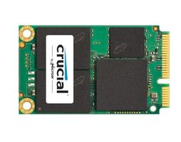 Crucial® MX200 250GB mSATA SSD mSATA 6GB/s,  555MB/ 500MB read/ write