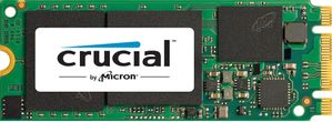 Crucial® MX200 500GB M.2 Type 2260DS SSD M.2, type 2260DS double Sided, SATA 6GB/s , 555MB/ 500MB read/ write