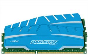 8GB Kit 4GBx2 DDR3 1866 MT/s
