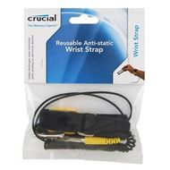 CRUCIAL Reusable anti-static wrist strap (BLWRISTSTRAP)