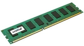 CRUCIAL 16G DDR3 1600 MT/s PC3-12800 CL11 UDIMM (CT204864BD160B)