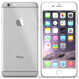 APPLE iPhone 6S+ 16GB Silver (MKU22)