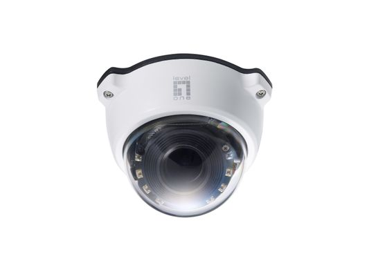 PTZ DOME NW CAMOUTD. 2-MEGAPIXEL 802.3AF POE          IN CAM