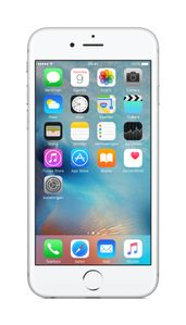 APPLE 64GB iPhone 6S Silver (MKQP2ZD/A)