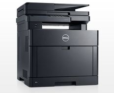Printer Dell H625cdw MFP-Laser Fax A4
