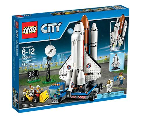 City 60080 Spaceport