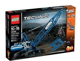 Technic 42042 Crawler Crane