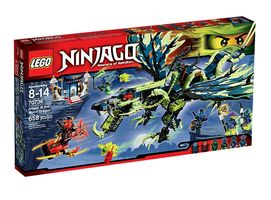 NINJAGO 70736 Attack of the Morro Dragon