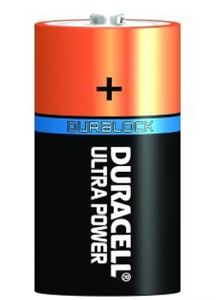 DURACELL MX1300 D Batteries 4 x 2 Pack (BUN0079A)