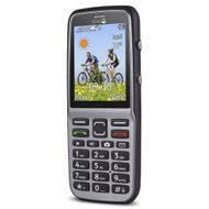 DORO PhoneEasy 530X Steel (6824)
