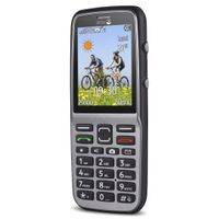 DORO PHONEEASY 530X BLACK (6824)