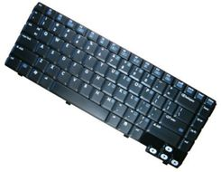HP SWEDISH KEYBOARD ASSEMBLY (412374-111)
