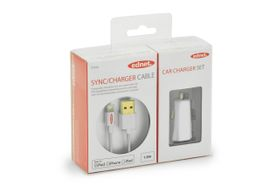 APPLE CAR CHARGER SET . CHAR