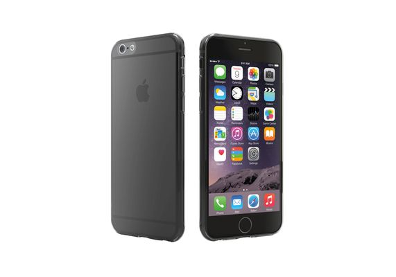 Cygnett iPhone 6 Super-Thin Gel case / Translucent Grey