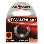 ANSMANN 377 Silveroxid SR66 F-FEEDS