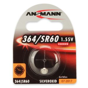 ANSMANN 364 Silveroxid SR60 F-FEEDS (1516-0022)