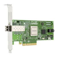 EMULEX 8Gb/s enterprise single channel - Fibre Channel Host Bus Adapters (HBAs)  (LPE12000-M8)