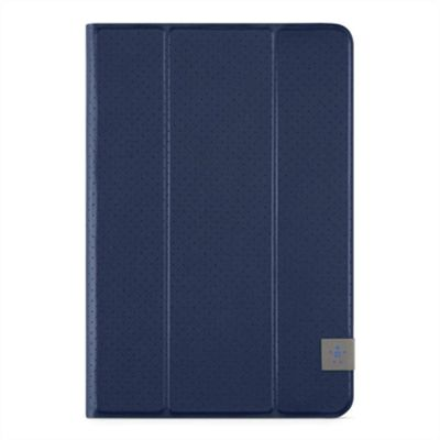 Universal 8'' Tri Fold Tablet Cover, dark blue