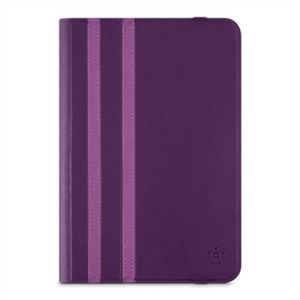 BELKIN Universal 8'' Twin Stripe Tablet Cover, purple (F7N324btC01)