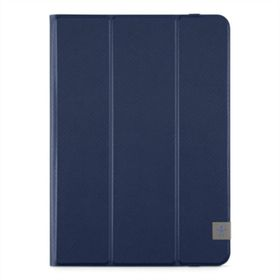 "Trifold Folio 10"" - Dark Blue iPad Air/Air 2, Tab A 9.7"", Tab S2 9.7"""