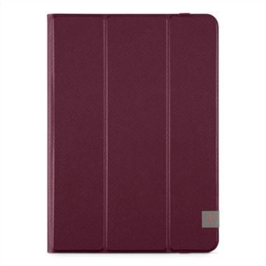 "Trifold Folio 10"" -  Dark Red iPad Air/Air 2, Tab A 9.7"", Tab S2 9.7"""