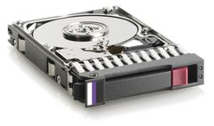 Hewlett Packard Enterprise 3PAR StoreServ 8000 600GB SAS 10K SFF(2.5in) Hard Drive