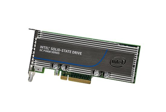 SSD DC P3608 SERIES 3.2TB 20NM 1/2HEIGHT PCIE3.0 MLC SINGLEPACK