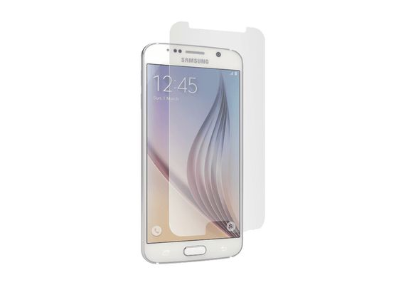 Cygnett Samsung Galaxy S6 Clear Anti-Fingerprint Screen Protector (2 pack)