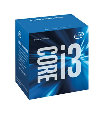Core I3-6100 3,7GHz 3M Boxed CPU