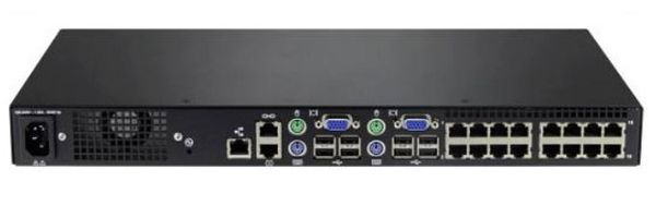 Local 2x16 Console Manager