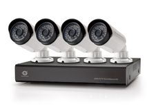 CONCEPTRONIC 8-CHANNEL AHD CCTV SURV KIT                                  IN CAM