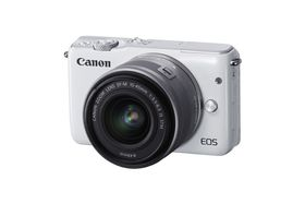 Digital camera Canon EOS M10 WH M15-45 S