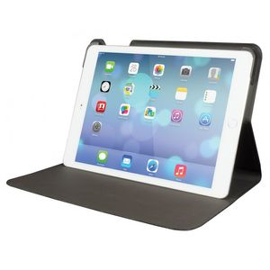 CYGNETT iPad Air Black form hugging case with PC housing (CY1683CIFOR)