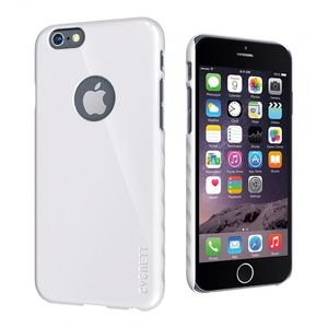 CYGNETT iPhone 6 Feel hard case /White (CY1661CPAEG)