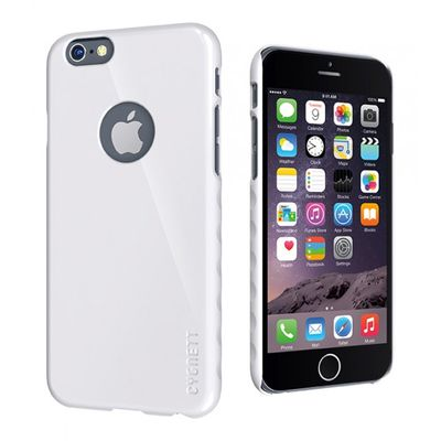 Cygnett iPhone 6 Feel hard case /White