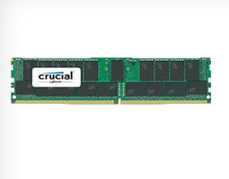 CRUCIAL 32GB DDR4 2133 MT/S (PC4-2133) CL15 ECC REG DIMM 288PIN (CT32G4RFD4213)