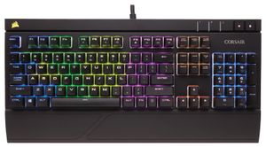 CORSAIR Tgb Gaming RGB Strafe Cherry MX Red (CH-9000227-ND)