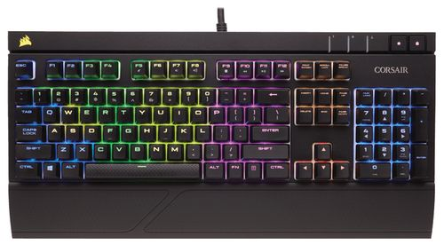 CORSAIR Tgb Gaming RGB Strafe Cherry MX Brown (CH-9000094-ND)